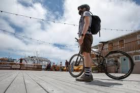 Biking Angel Island, a panopticon of iconic Bay Area views