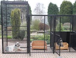 Dog Runs Kennels Fencing For Dog Pens Weld Mesh