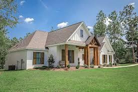 house plan 51981 farmhouse style with