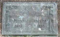 Priscilla Harris Allard (1874-1932) - Find A Grave Memorial