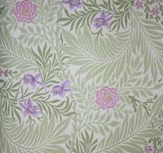 olive foliage wallpaper william