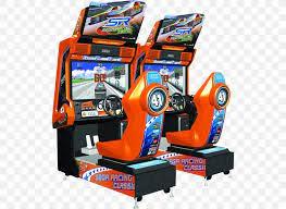 sega rally chionship arcade game