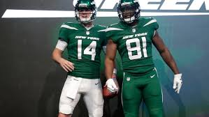 Ny Jets Reveal New Uniforms Here S What They Look Like