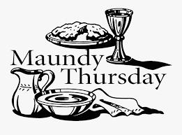 Maundy Thursday - All Saints Episcopal of Selinsgrove