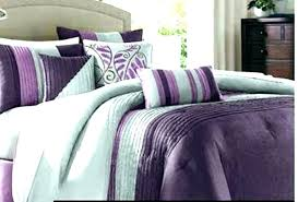 pink purple bedding and lime green gray
