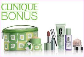 clinique bonus at bon ton carson pirie