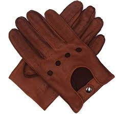 driving gloves deerskin unlined