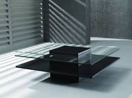 cota 421 black wenge coffee table in