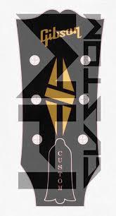 Gibson Lp Diamond Guitar Logo Vinyl Sticker Hmcustom Online Shop