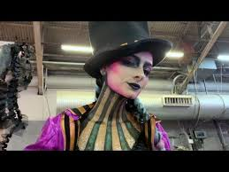 lady freakshow demo at imats nyc 2019