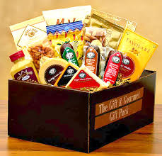 meat cheese gourmet gift package