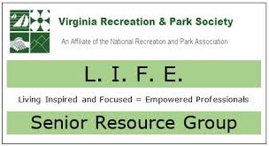 Virginia Recreation and Park Society: Telling the Story of your Senior  Programs with Data
