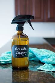 the best homemade granite cleaner 2