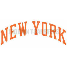 Order Your Personalized New York Knicks Logos Wall Car Windows Stickers Through Our Shop Sport Stickers Com