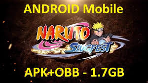 Naruto Slugfest APK OBB Android Game - YouTube