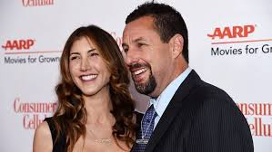 Adam Sandler reveals wife Jackie's advice for his onscreen kisses ...