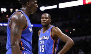 OKC Thunder: Has Kendrick Perkins ended feud with Kevin Durant?