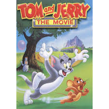 Tom and Jerry - The Movie DVD