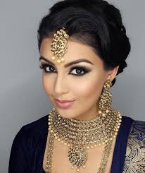 asian bridal makeup artist insram