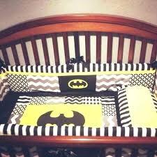 batman baby crib bedding set american