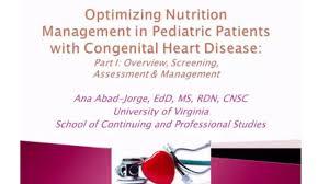 optimizing nutrition in pediatric