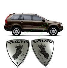 Alstickers Aluminum Car Stickers Emble Buy Online In El Salvador At Desertcart