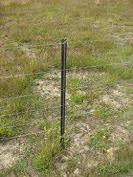 Steel Fence Post Wikipedia