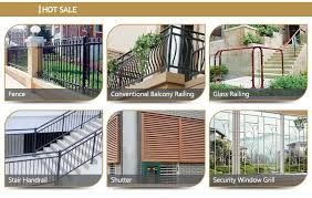 Building Material Residential Aluminum Steel Iron Swimming Pool Safety Fence Ornamental Wrought Iron Fence For Sale Metal Fence Manufacturer From China 106663202
