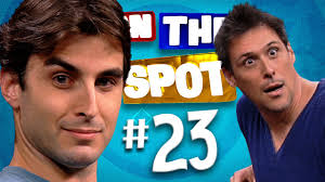 On The Spot: Ep. 23 - The Eyebrow Cam | Rooster Teeth - YouTube