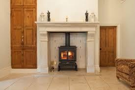 why choose a limestone fireplace