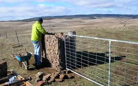 Gabion Walls Rock Filled Designer Retaining Walls And Fences