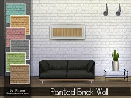 rirann s painted brick wall