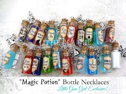 prince charming mini glass potion