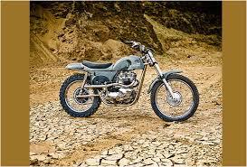 steve mcqueen metisse motorcycle replica