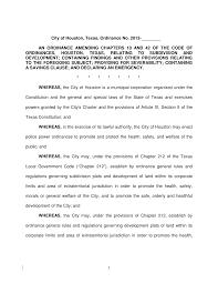 Http Www Houstontx Gov Planning Developregs Docs Pdfs Chapter 42 Redline 03 18 2013 Pdf