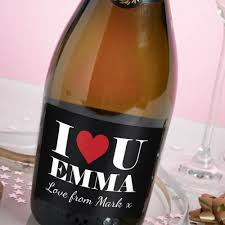 personalised prosecco gift ideas for