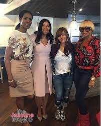 LL Cool J's Wife Simone Smith Celebrates B-Day: Mary J. Blige ...