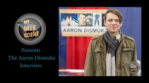 Aaron Dismuke (Dr. Stone) at the Grand Rapids Comic Con 2019 - YouTube