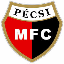 Pecsi Mfc Fc Hungary Football Soccer Car Bumper Sticker Decal 4 X5 For Sale Online