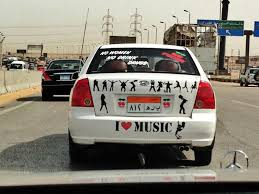 14 Of The Most Hilarious Bumper Stickers We Ve Ever Seen In Egypt