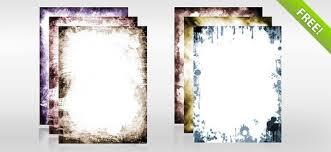 free 47 frames borders psd 365psd