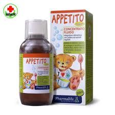 Siro ăn ngon dành cho bé từ 0-3 tuổi biếng ăn, chậm tăng cân ...