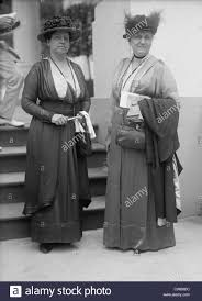 Lillian Wald and Jane Addams, ca. 1910 Stock Photo - Alamy