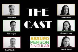 Absurd Person Singular: The Stage Club Presents Alan Ayckbourn 's ...