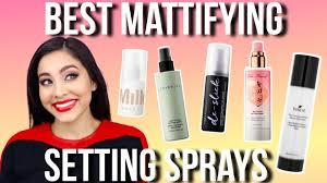 best setting sprays for oily skin you