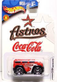 Houston Astros Coca Cola Hummer