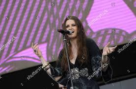 Irene Fornaciari Daughter Italian Rocker Zucchero Editorial Stock ...