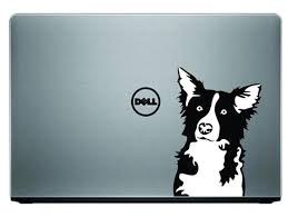 Border Collie Sticker Border Collie Decal Car Decal Etsy