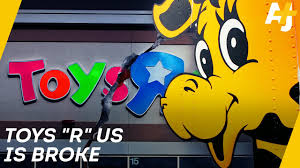 why did toys r us go bankrupt aj