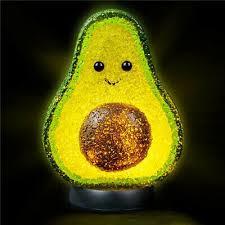 6 5 Sparkle Avocado Lamp Night Light Kids Teens Room Decor Ebay